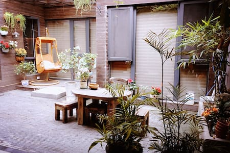 house with garden, large space,wifi - 长沙市