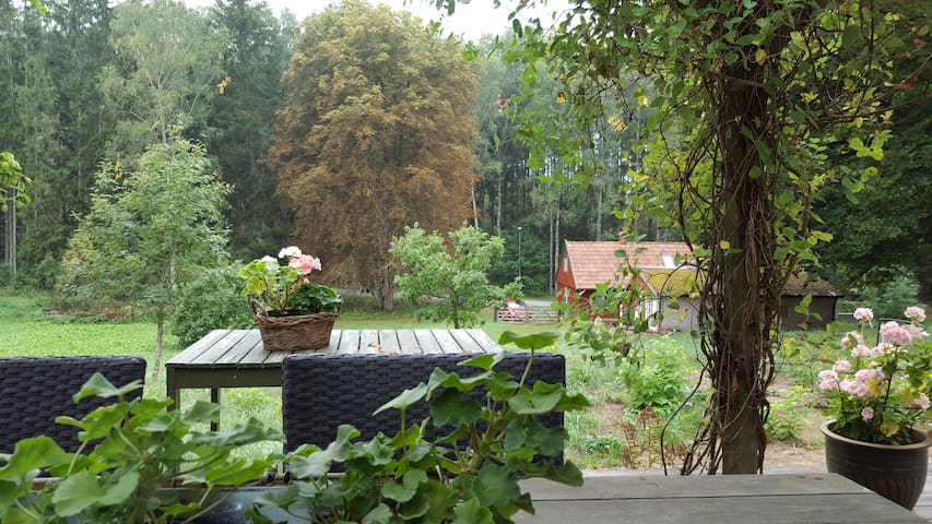 Charming rural cottage in Österlen