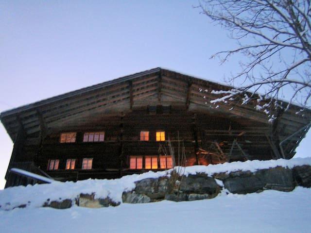 Ferienhaus Linter - Frutigen - Chalet