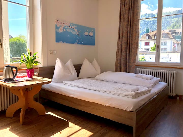 Interlaken West Quadruple Room E-D