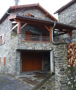 Maison de charme près de Luchon dans les Pyrénées - Saléchan