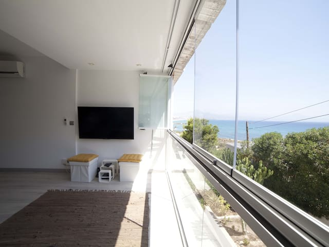 Refugio Relax: Apartment next to the Lighthouse the Coast of Cabo Huertas