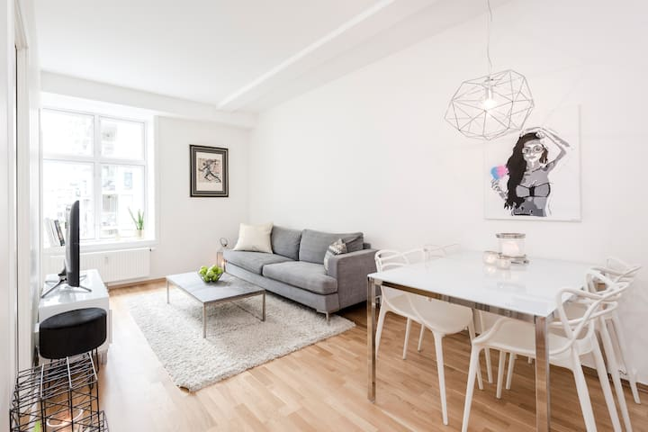 Gorgeous apartment in the best location in Oslo - Oslo - Byt