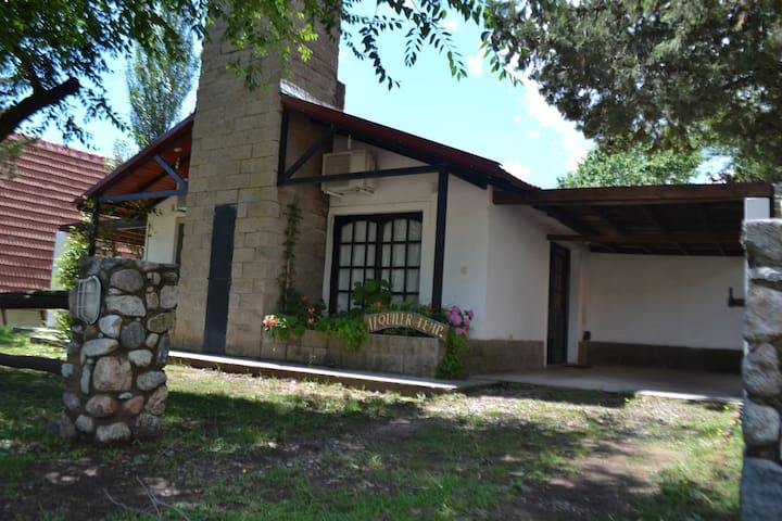 Pinares, Merlo San Luis - Cabañas para 4 personas