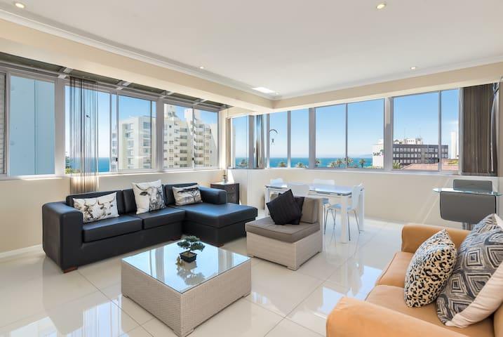 Penthouse | Sea Views | Wrap-Around Balcony