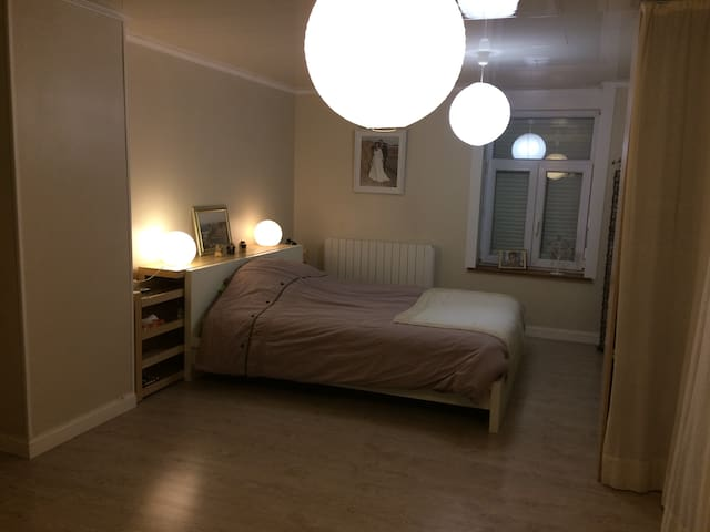 Chambre a louer pour Euro 2016 - Bully-les-Mines - Townhouse