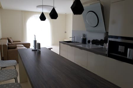Luxury apartament in Klaipeda  blue - 克萊佩達(Klaipėda)