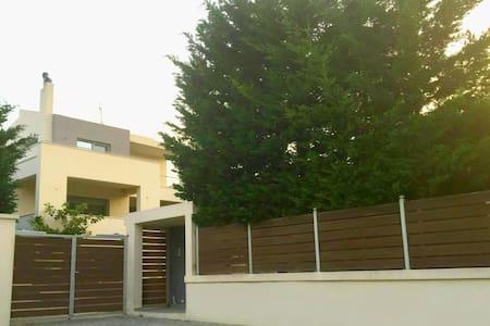 Luxury Holiday Villa - Archeo Limani