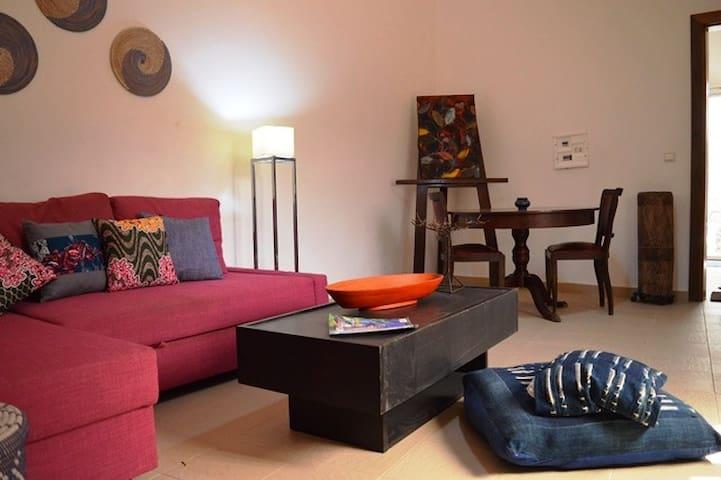 Dakar Home_Virage
