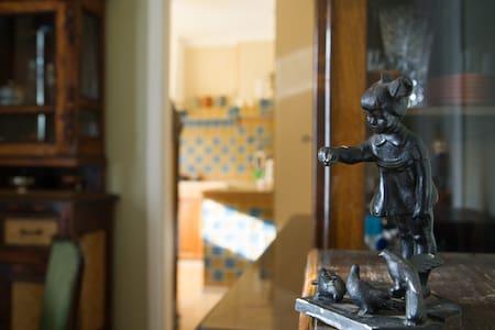 "Central Vintage Apartment ""1952"" - Vladimir"