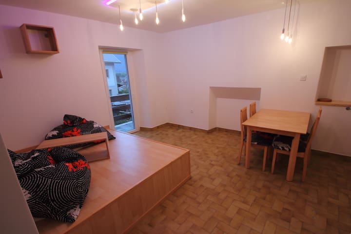 First flat on the left - Bovec - Apartemen