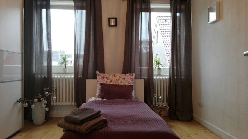 Central cosy room! - Münster - Lägenhet