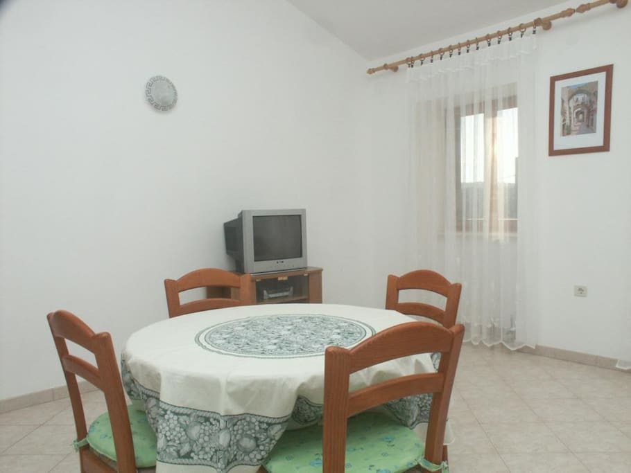 Dining room, Surface: 21 m²