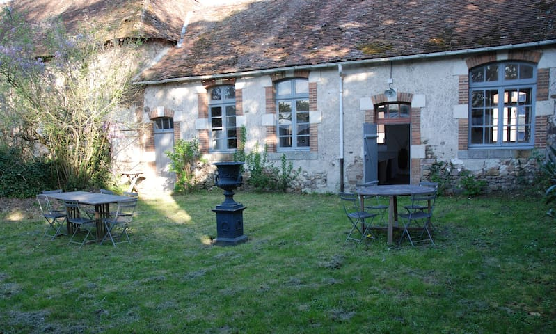 Charmante Petite Maison - Lussac-les-Églises - Talo