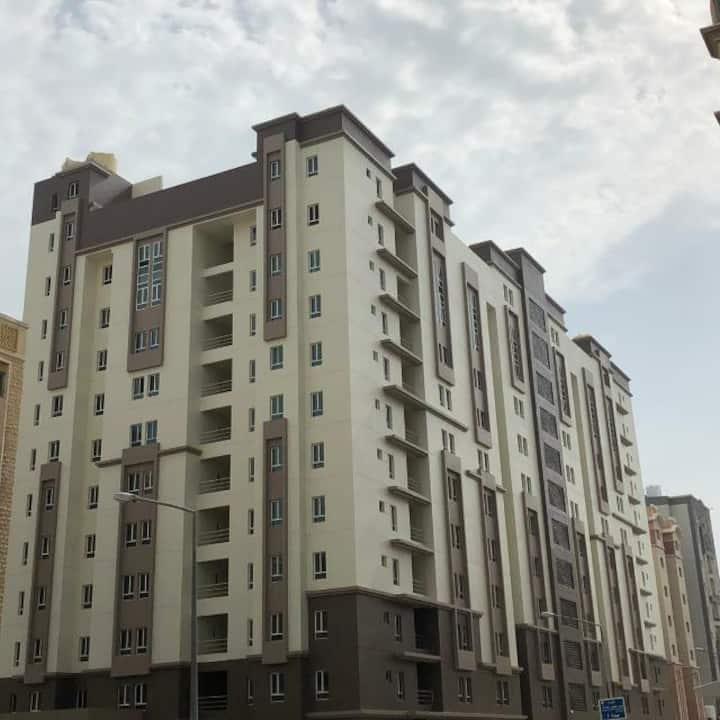 Modern Residential Complex (Salmiya city, Kuwait)