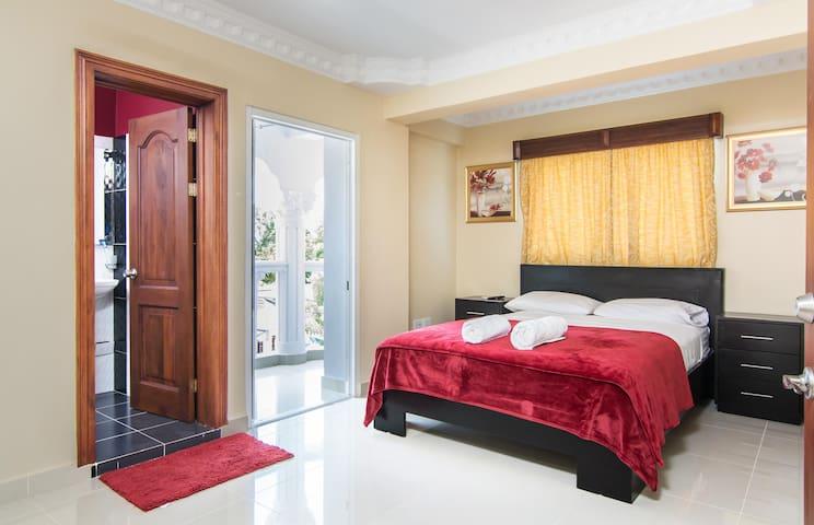 Suite 204 Balcony Suite - Sánchez