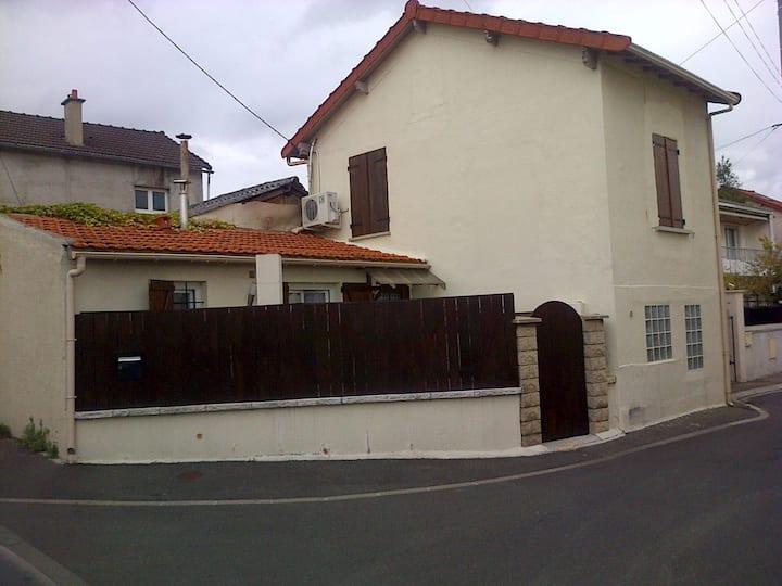 Pavillon Argenteuil 2 à 5 pers