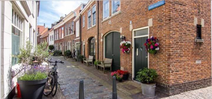 Centre of Haarlem (A'dam/beach). Families only
