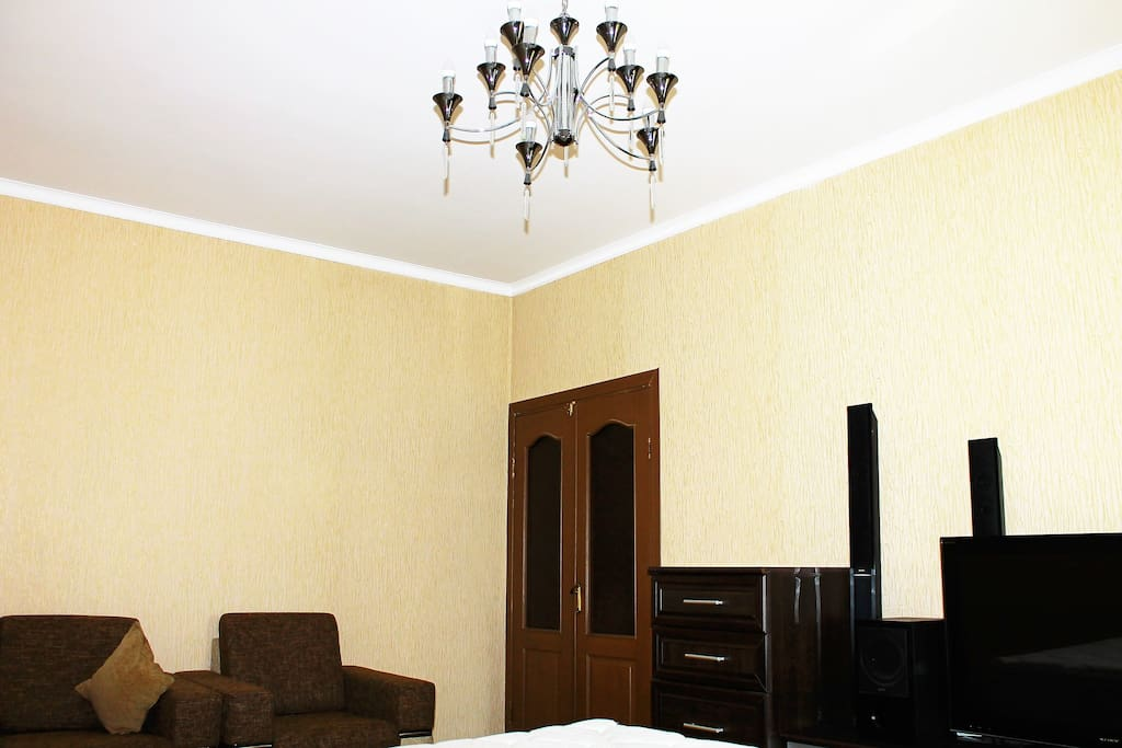 Amazing flat is perfect for family holidays or business trip.