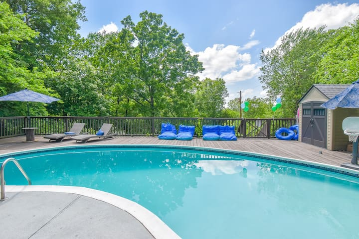 ★TᕼE GETᗩWᗩY | Near UA & DT | POOL READY!!