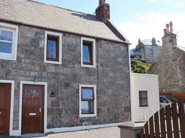 Friendly fisherman's cottage - Buckie - Hus