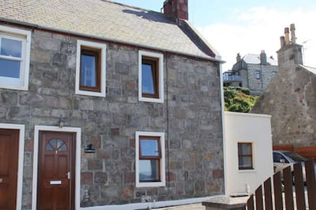 Friendly fisherman's cottage - Buckie