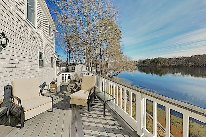 New Listing! Waterfront Gem w/ Private Deck