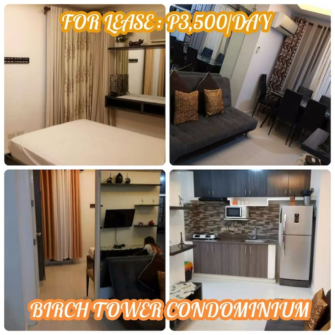 Birch Creek Apartments: ONE BEDROOM In BIRCH TOWER MALATE