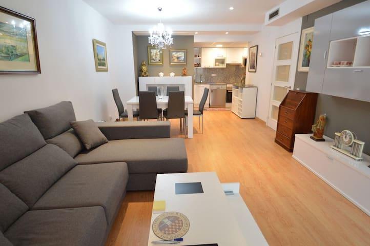 Tarragona Suites PAU CASALS CAMBRILS - Cambrils - Apartament