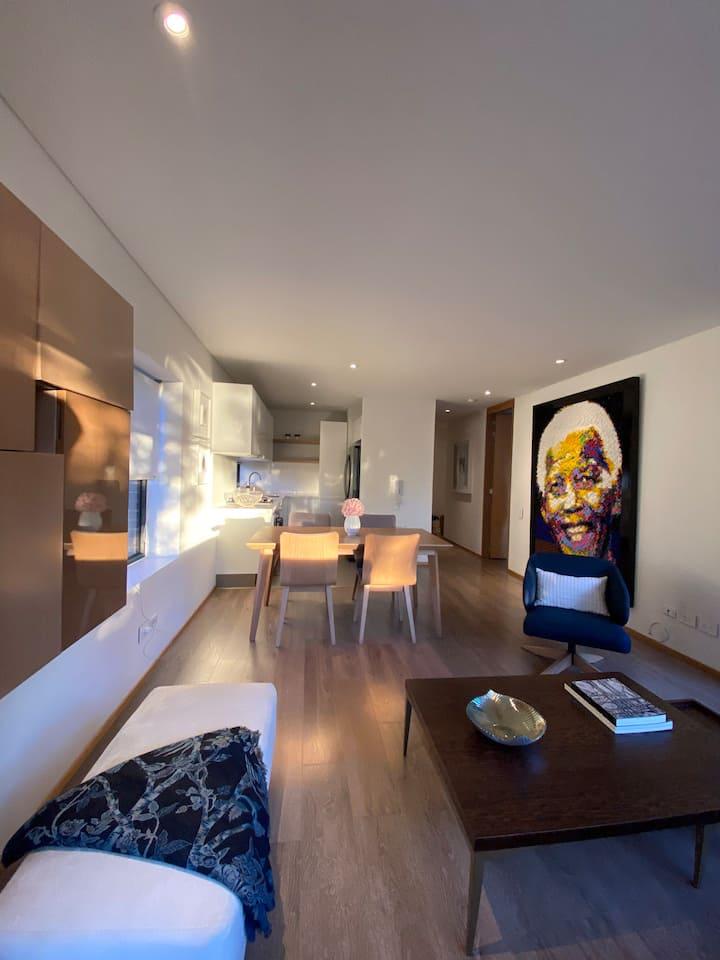 Executive beautifully furnished apartment Virrey