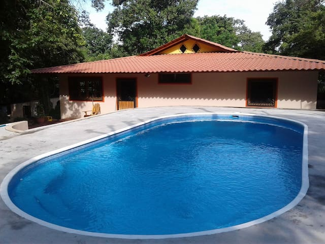 Casa Canada, Ometepe Island. With private pool.