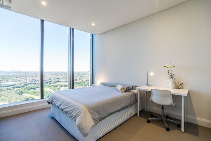 Luxury Apt at Sydney Olympic Park! - Sydney Olympic Park - Appartement