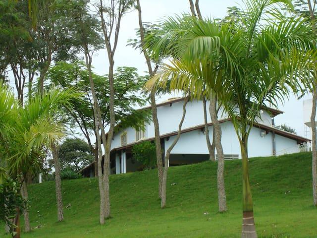 Chácara Santa Inês - Caçapava - Houten huisje
