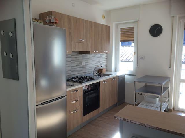 Solare appartamento in DEMONTE (CN)