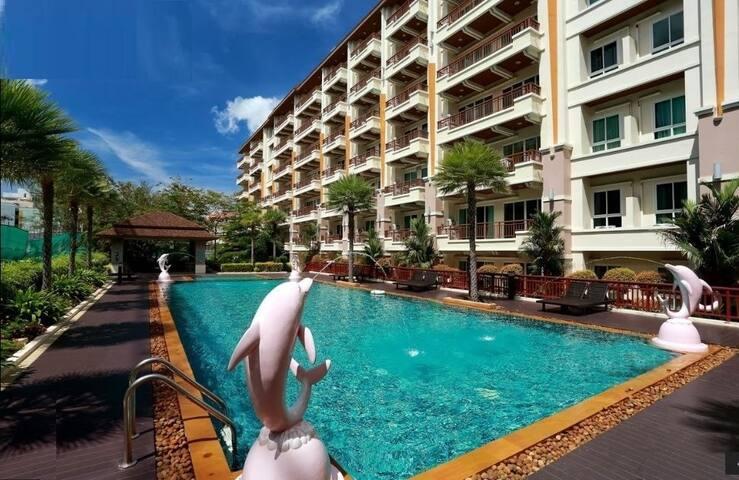 Very Good Apartment & Pool