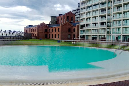 UNICO LOFT  Forum Puerto Norte Rio Parana Rosario - 羅薩里奧(Rosario) - 公寓