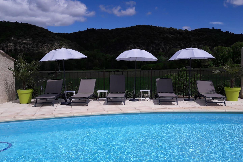 LEcrin Du Verdon Chambres DHôtes Avec Piscine Villas à Louer à - Chambre d hote en provence avec piscine
