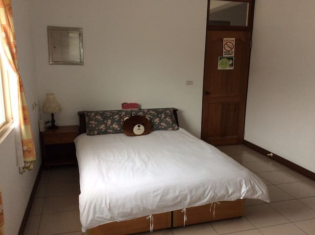 YuanZhongYuan- Double suite (2F)#room2
