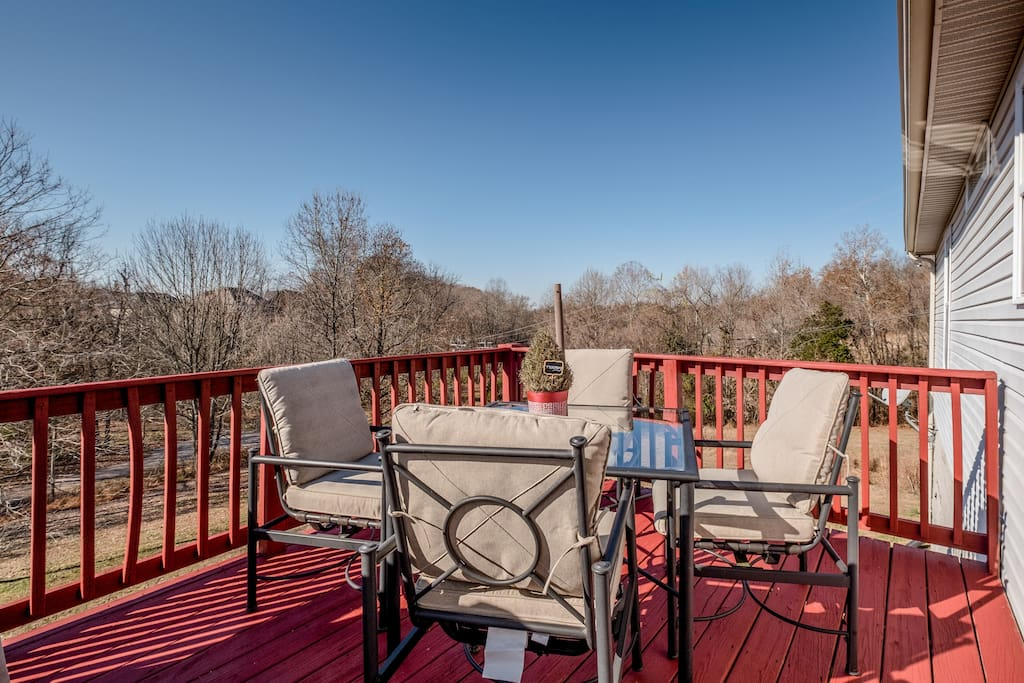 Welcome to your Mount Juliet home! Professionally managed by TurnKey Vacation Rentals.