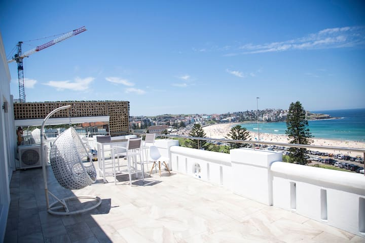 Penthouse in Bondi with Best Ocean View - Bondi Beach - Apartamento
