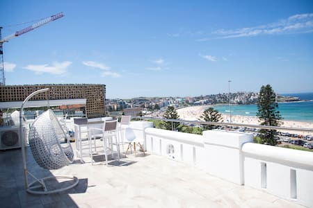 Penthouse in Bondi with Best Ocean View - Bondi Beach - Wohnung
