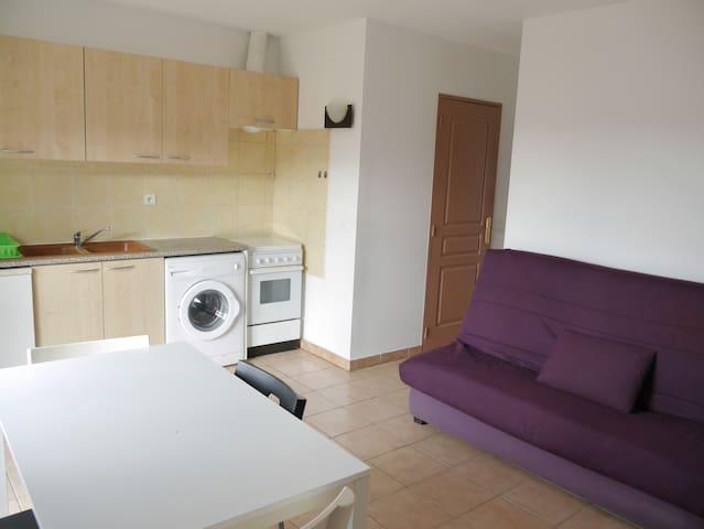 T2 40 M² ENTIEREMENT MEUBLE ET EQUIPE SUR AURIOL - Auriol - Serviced apartment
