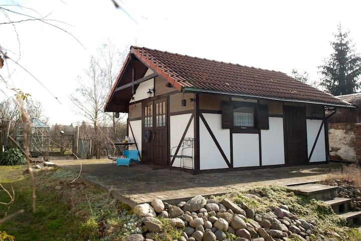 Gemütliches Ferienhäuschen am Rande des Spreewalds - Luckau - Dom