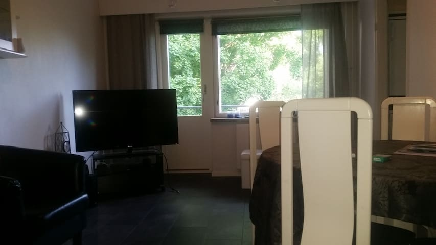 Two room apartment near city centre - Hämeenlinna - Departamento