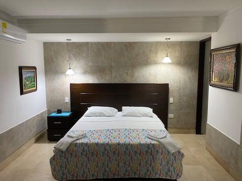 Apartaestudio Loft bien ubicado en Barranquilla