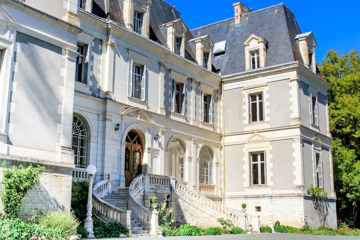 Les Appartements du Château - Saint-Bohaire - Daire