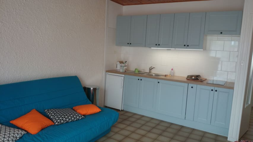 Appartment with terrace close to the beach - Jard-sur-Mer - Appartement