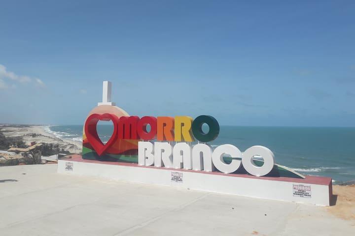 ícone do Morro Branco - Mirante