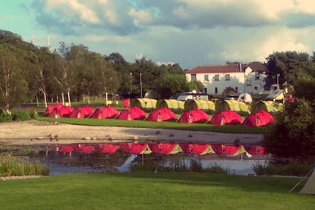 2 Man Tent EdinburghFestivalCamping - Edimburgo