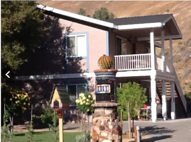 The River Kern Inn - Kernville - Apartamento
